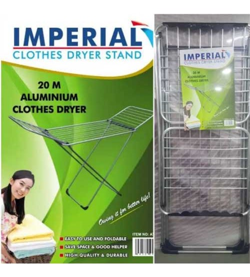 20M Imperial Cloth Drying Rack