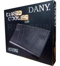 Dany TurboO Cooler Ultra Slim Laptop Cooling Pad