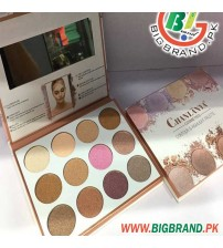 Chanlanya Powder Form Contour And Highlighter Palette