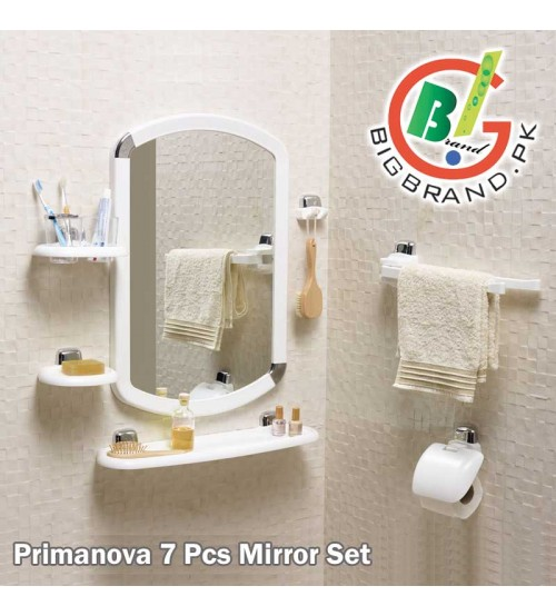 Primanova 7 Pcs Mirror Set
