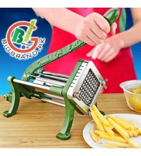 Commercial Restaurant Heavy Duty French Fry Potato Cutter Machine