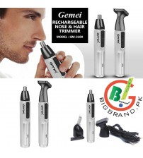 Gemei Nose And Hair Trimmer GM-3100