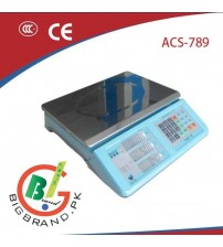 Electronic Digital Price Computing Scale ACS-789