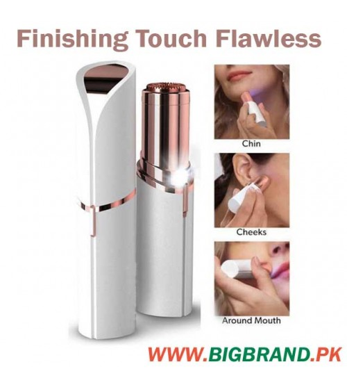 Womens Hair Remover Finishing Touch Flawless Legs