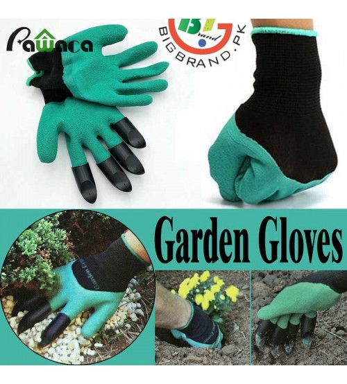 1 Pair Garden Genie Gloves
