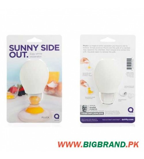 Sunny Side Out Egg Separator