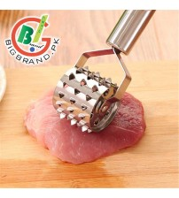Stainless Steel Kitchen Needle Meat Rolling Pounder Meat