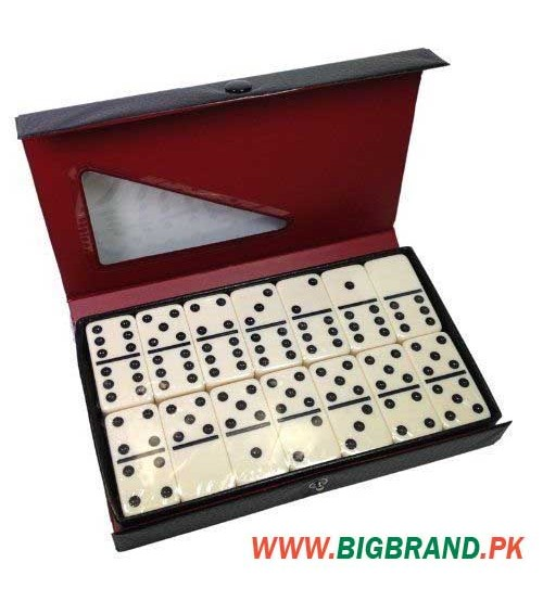 Double Six Dominoes Professional Game Set 28