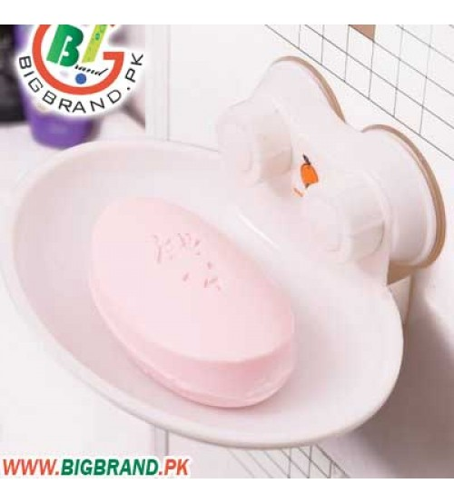Suction Wall Attachable Soap Box