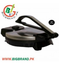 Anex 10 inch Black Deluxe Roti Maker AG-2028