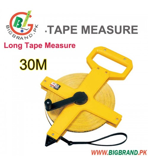 30M Long Measuring Tape