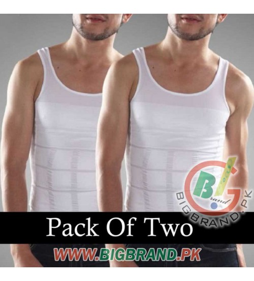 2 Pcs Slim N Lift Slimming Vest For Men
