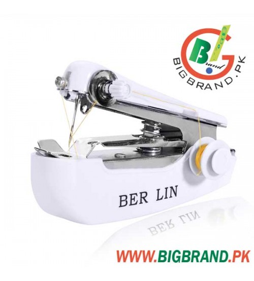 Mini Portable Handy Stitch Quick Sewing Machine