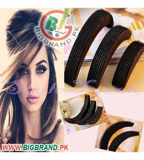 3in1 Hair Style Bumpit Hair Clip