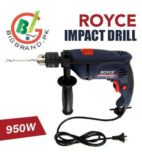 Royce Professional 950w Impect Drill