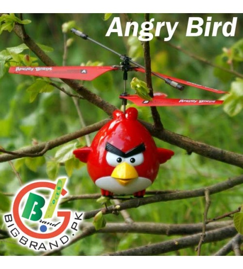Angry Bird Flying Aircraft