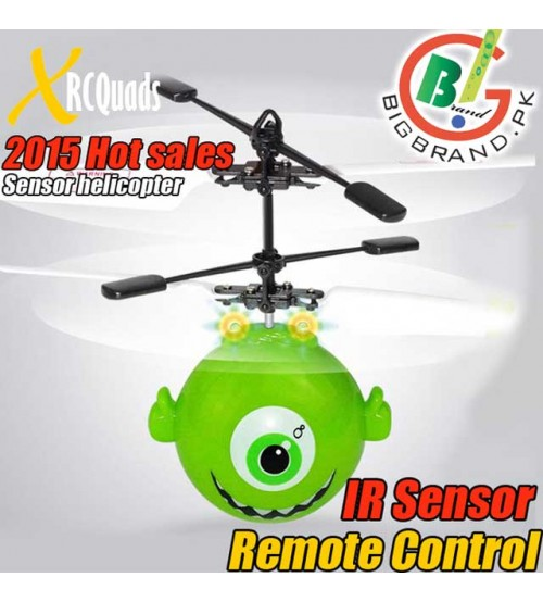 Cartoon Character Flying Aircraft with Remote Control