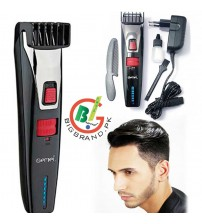 Gemei GM-728 Professional Washable Hair and Beard Trimmer