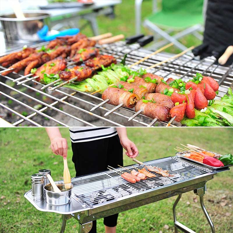 You Are Looking Now Latest Wings Style Stainless Steel Bar B Q Grill Price In Stan Market 2017 Including All Major Cities Of